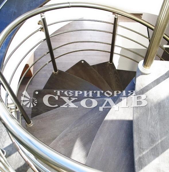 удобная винтовая лестница