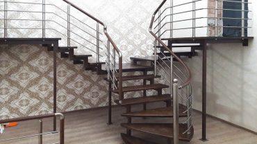 Правильный расчет лестницы