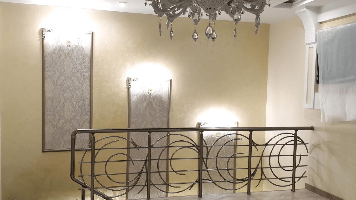 Лестничные ограждения из нержавеющей стали – стильное решение для интерьера