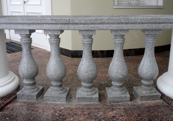бетонные балясины