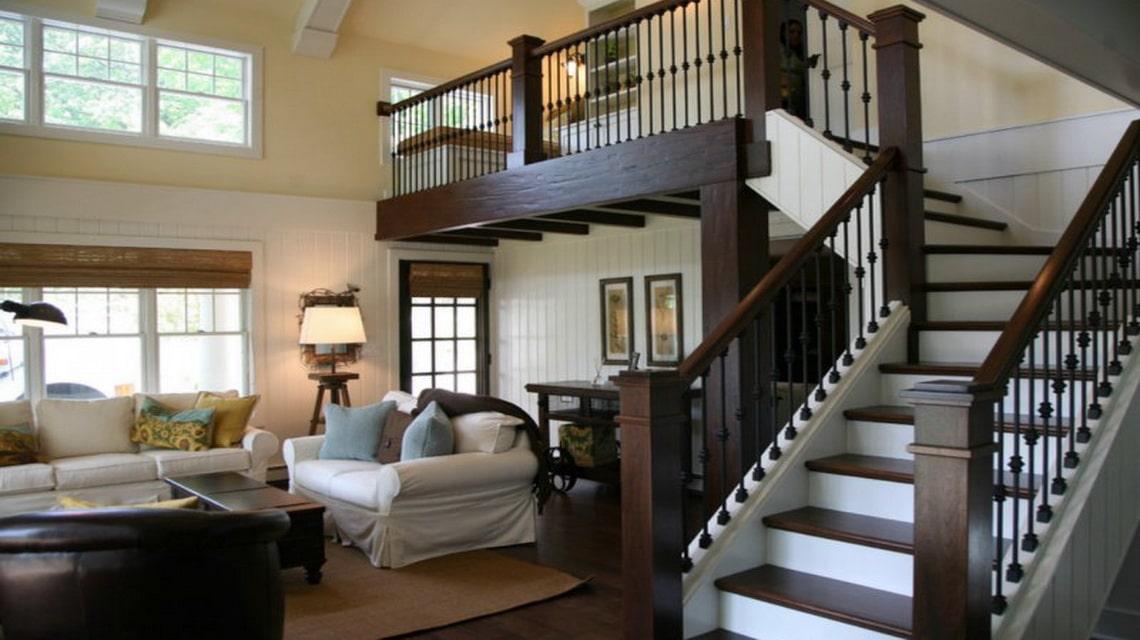 Маршевые лестницы и их виды