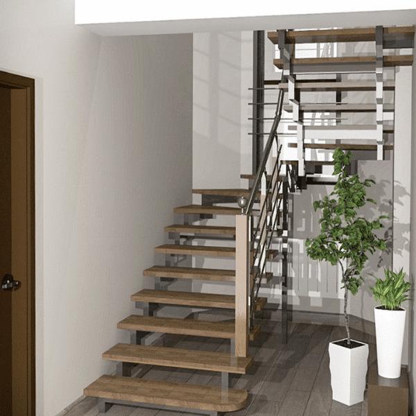 качественный проект лестницы