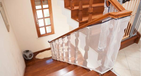 меры безопасности для лестницы