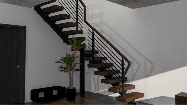 Как сделать проект лестницы